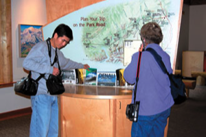 Denali Park Visitor Center